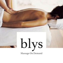 Blys – Massage on Demand