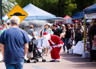 Local Christmas markets Melville