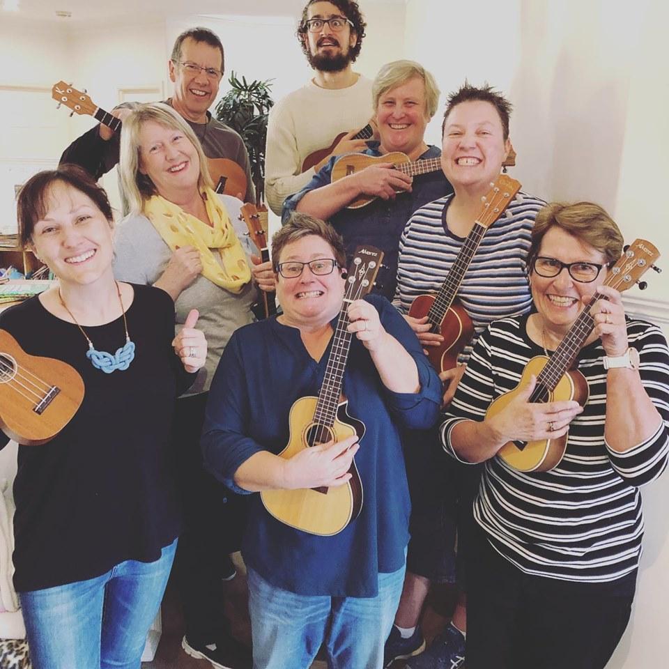 Alison Glew Guitar School
