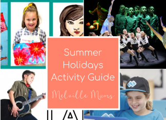 Summer Holidays Activity Guide Melville Mums