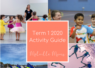 Term 1 2020 Activity Guide - Melville Mums