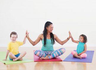 Kids Yoga Classes Perth - YOGAZOO