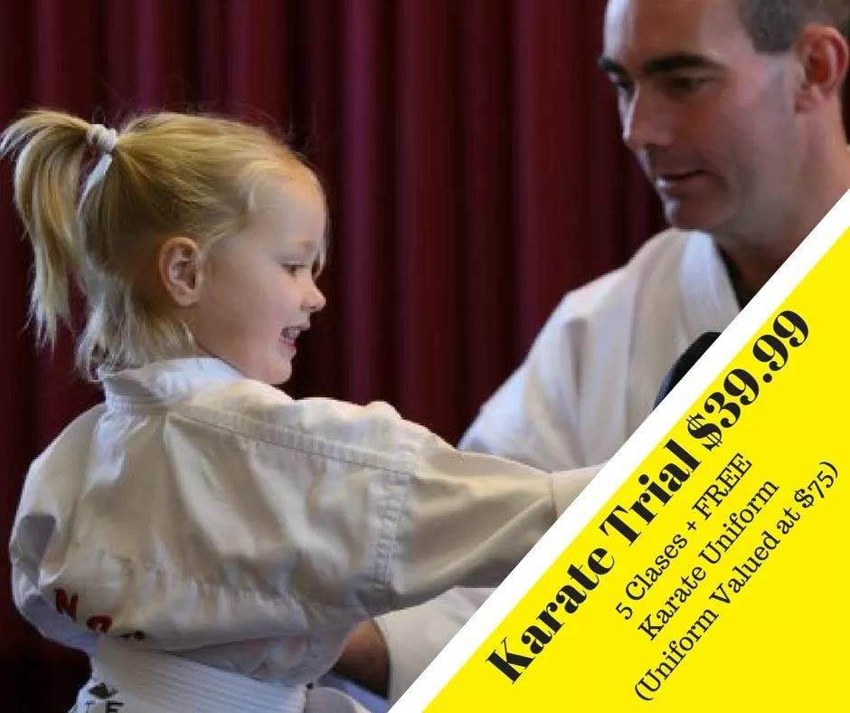 Kids Karate Booragoon