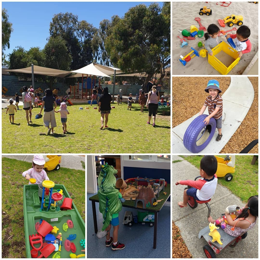 Have your next party at Willetton Playgroup