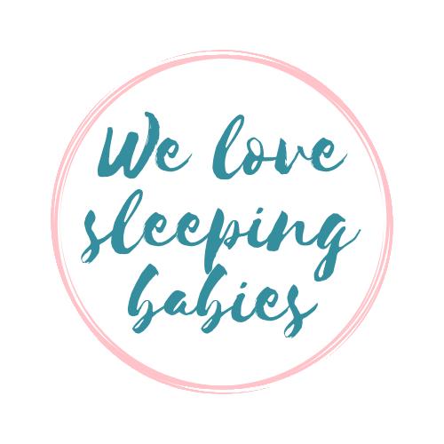 We love sleeping babies!