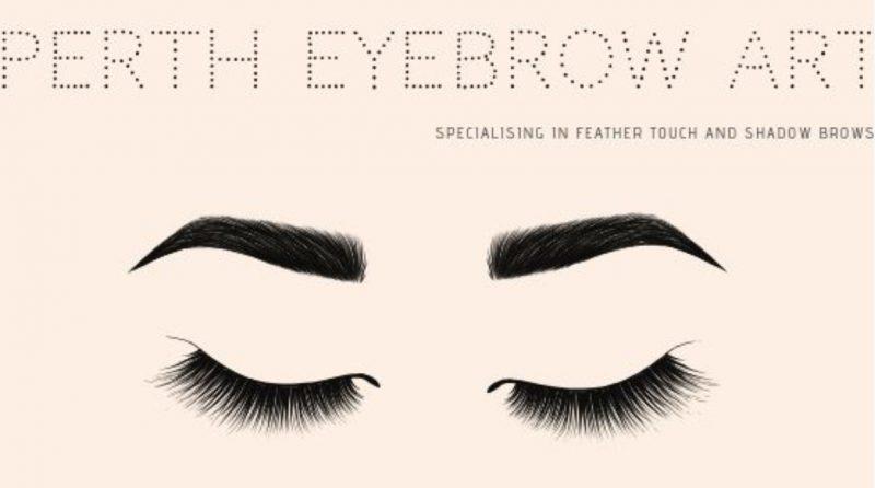 Perth Eyebrow Art