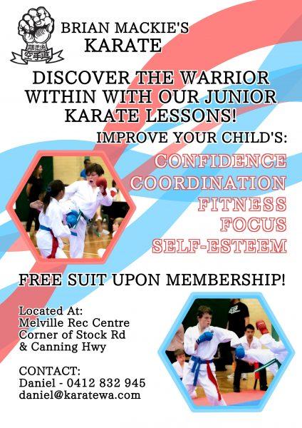 Brian Mackie's Karate Melville