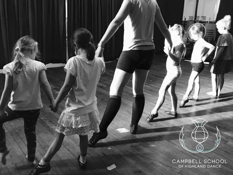 Campbell Dancers – Fun, Wholesome Highland Dance Classes