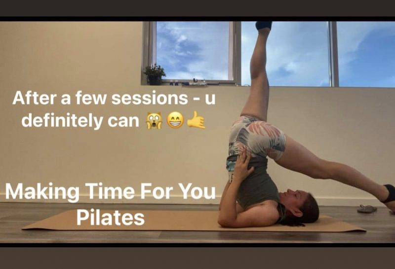 Making Time For You Pilates